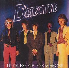 DETECTIVE / IT TAKES ONE TO KNOW ONE の商品詳細へ