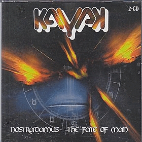 KAYAK / NOSTRADAMUS : THE FATE OF MAN の商品詳細へ