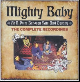 MIGHTY BABY / AT A POINT BETWEEN FATE AND DESTINY: THE COMPLETE RECORDINGS の商品詳細へ