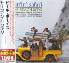 BEACH BOYS / SURFIN' SAFARI の商品詳細へ
