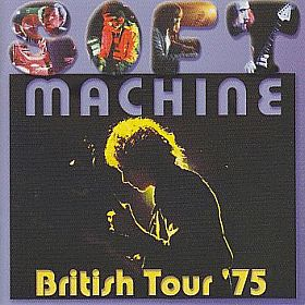 SOFT MACHINE / BRITISH TOUR '75 の商品詳細へ
