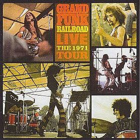 GRAND FUNK RAILROAD (GRAND FUNK) / LIVE THE 1971 TOUR の商品詳細へ