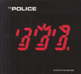POLICE / GHOST IN THE MACHINE の商品詳細へ