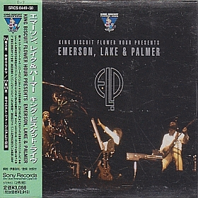 EL&P(EMERSON LAKE & PALMER) / KING BISCUIT FLOWER HOUR PRESENTS の商品詳細へ