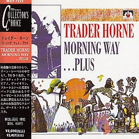 TRADER HORNE / MORNING WAY の商品詳細へ