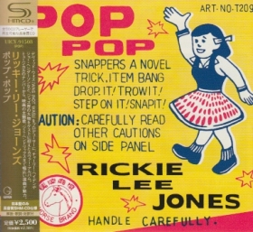 RICKIE LEE JONES / POP POP の商品詳細へ