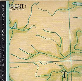 BRIAN ENO / AMBIENT 1: MUSIC FOR AIRPORTS の商品詳細へ