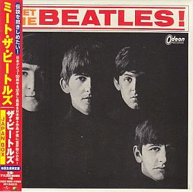 BEATLES / MEET THE BEATLES JAPAN BOX の商品詳細へ