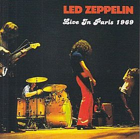 LED ZEPPELIN / LIVE IN PARIS 1969 の商品詳細へ