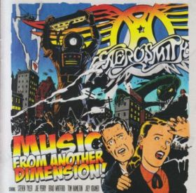 AEROSMITH / MUSIC FROM ANOTHER DIMENSION! の商品詳細へ