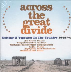 V.A. / ACROSS THE GREAT DIVIDE: GETTING IT TOGETHER IN THE COUNTRY 1968-74 の商品詳細へ