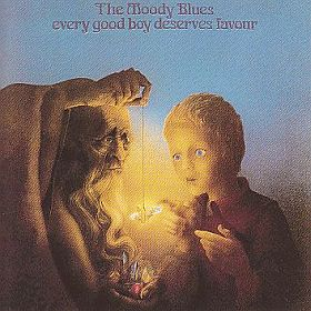 MOODY BLUES / EVERY GOOD BOY DESERVES FAVOUR の商品詳細へ