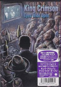 KING CRIMSON / EYES WIDE OPEN の商品詳細へ