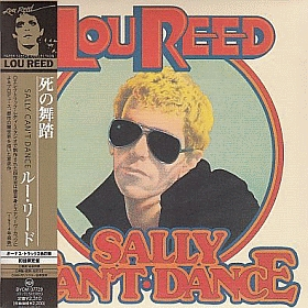 LOU REED / SALLY CAN'T DANCE の商品詳細へ