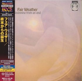 FAIR WEATHER / BEGINNING FROM AN END の商品詳細へ