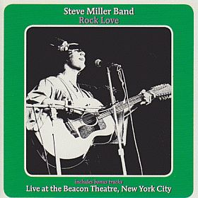 STEVE MILLER BAND / ROCK LOVE の商品詳細へ