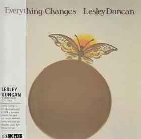 LESLEY DUNCAN / EVERYTHING CHANGES の商品詳細へ