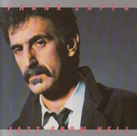 FRANK ZAPPA / JAZZ FROM HELL の商品詳細へ