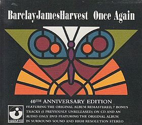 BARCLAY JAMES HARVEST / ONCE AGAIN の商品詳細へ