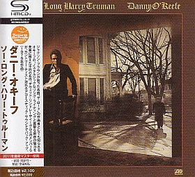 DANNY O'KEEFE / SO LONG HARRY TRUMAN の商品詳細へ