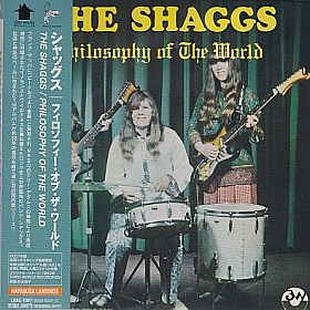 SHAGGS / PHILOSOPHY OF THE WORLD の商品詳細へ
