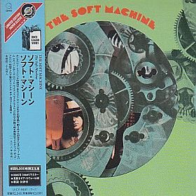 SOFT MACHINE / SOFT MACHINE の商品詳細へ