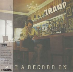 TRAMP / PUT A RECORD ON の商品詳細へ
