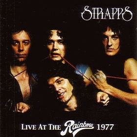STRAPPS / LIVE AT THE RAINBOW 1977 の商品詳細へ