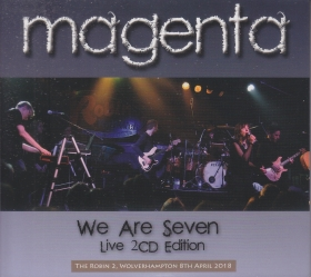MAGENTA / WE ARE SEVEN LIVE(2CD) の商品詳細へ