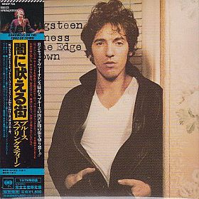BRUCE SPRINGSTEEN / DARKNESS ON THE EDGE OF TOWN の商品詳細へ