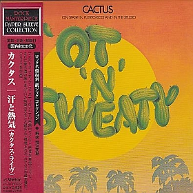 CACTUS / 'OT 'N' SWEATY: ON STAGE IN PUERTO RICO AND IN THE STUDIO の商品詳細へ
