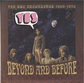 YES / BEYOND AND BEFORE : BBC RECORDINGS 1969-1970 の商品詳細へ