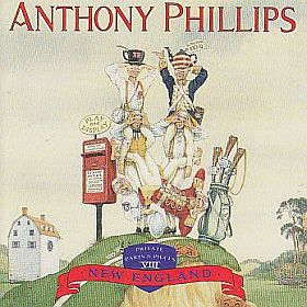 ANTHONY PHILLIPS / PRIVATE PARTS AND PIECES 8: NEW ENGLAND の商品詳細へ