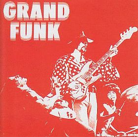 GRAND FUNK RAILROAD (GRAND FUNK) / GRAND FUNK の商品詳細へ