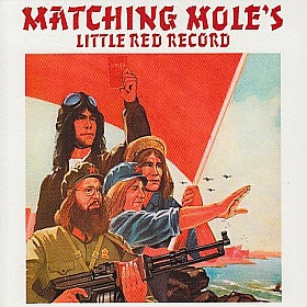 MATCHING MOLE / LITTLE RED RECORD の商品詳細へ