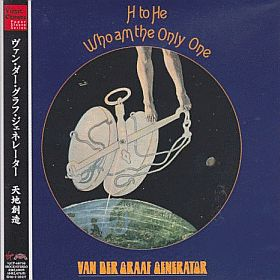VAN DER GRAAF GENERATOR / H TO HE WHO AM THE ONLY ONE の商品詳細へ