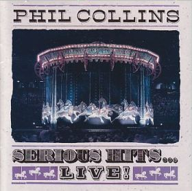 PHIL COLLINS / SERIOUS HIT...LIVE ! の商品詳細へ