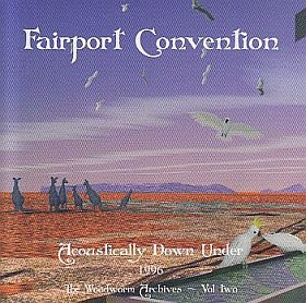 FAIRPORT CONVENTION / ACOUSTICALLY DOWN UNDER の商品詳細へ