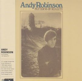 ANDY ROBINSON / PATTERNS OF REALITY の商品詳細へ