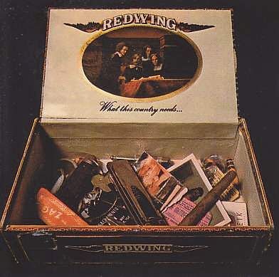 REDWING / WHAT THIS COUNTRY NEEDS の商品詳細へ