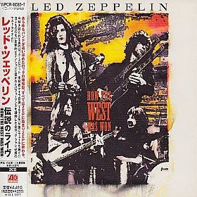 LED ZEPPELIN / HOW THE WEST WAS WON の商品詳細へ