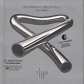 MIKE OLDFIELD / COMPLETE TUBULAR BELLS の商品詳細へ