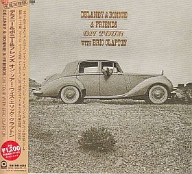 DELANEY & BONNIE AND FRIENDS / ON TOUR WITH ERIC CLAPTON の商品詳細へ
