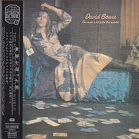 DAVID BOWIE / MAN WHO SOLD THE WORLD の商品詳細へ