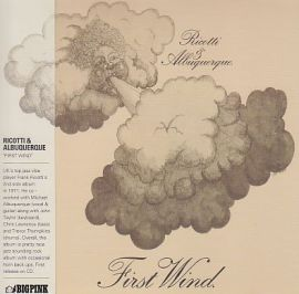 RICOTTI & ALBUQUERQUE / FIRST WIND の商品詳細へ