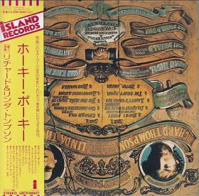 RICHARD & LINDA THOMPSON / HOKEY POKEY の商品詳細へ