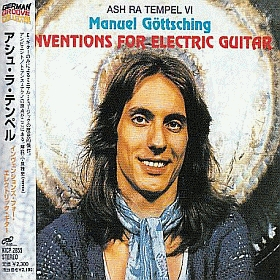 ASH RA TEMPEL / INVENTIONS FOR ELECTRIC GUITAR の商品詳細へ