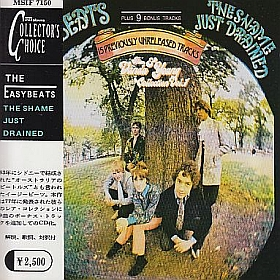 EASYBEATS / SHAME JUST DRAINED の商品詳細へ