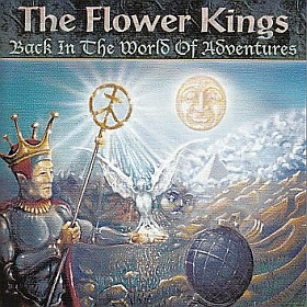 FLOWER KINGS / BACK IN THE WORLD OF ADVENTURES の商品詳細へ