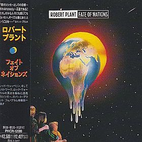 ROBERT PLANT / FATE OF NATIONS の商品詳細へ